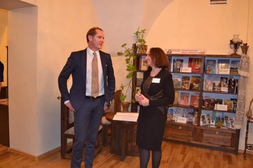 Visite orcha de xavier le torrivellec co directeur du for Centre francais du commerce exterieur