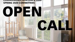 The call for applications for the Spring 2020 Committees is (...)